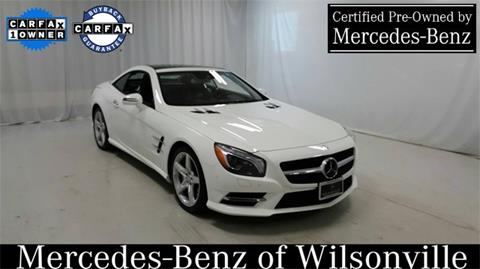 2015 Mercedes-Benz SL-Class for sale in Wilsonville, OR
