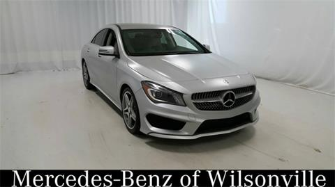 2014 Mercedes-Benz CLA for sale in Wilsonville, OR