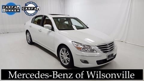2011 Hyundai Genesis for sale in Wilsonville, OR