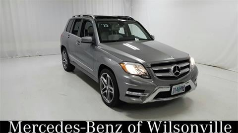 2015 Mercedes-Benz GLK for sale in Wilsonville, OR