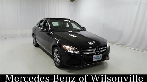 2016 Mercedes-Benz C-Class for sale in Wilsonville, OR