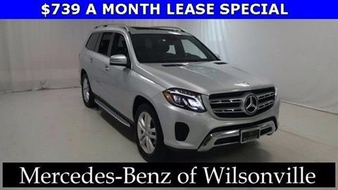 2017 Mercedes-Benz GLS for sale in Wilsonville, OR
