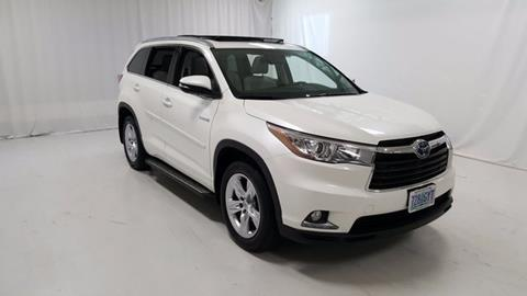 2014 Toyota Highlander Hybrid for sale in Wilsonville, OR