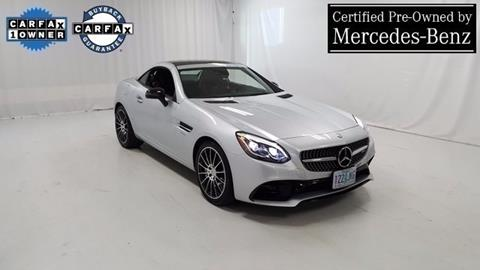 2017 Mercedes-Benz SLC for sale in Wilsonville, OR