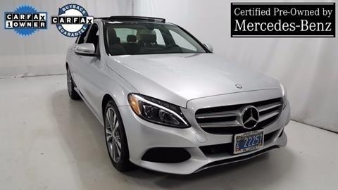 2015 Mercedes-Benz C-Class for sale in Wilsonville, OR