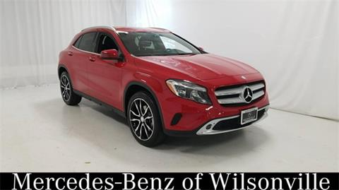 2016 Mercedes-Benz GLA for sale in Wilsonville, OR
