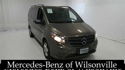 2016 Mercedes-Benz Metris for sale in Wilsonville, OR