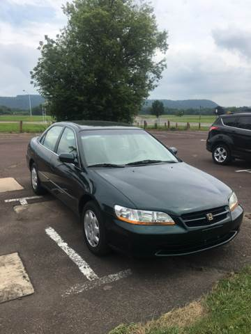 1998 Honda Accord For Sale At BLOOMSBURG AUTO SALES In Bloomsburg PA