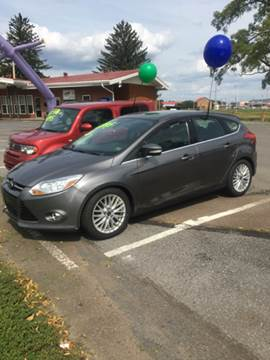 2012 Ford Focus for sale in Bloomsburg PA