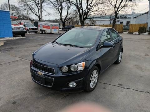 2015 Chevrolet Sonic for sale in Berwick PA