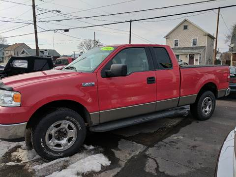 2005 Ford F-150 for sale in Berwick, PA