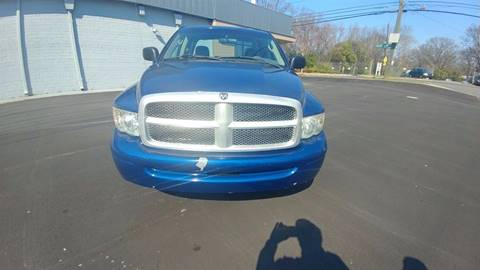 2003 Dodge Ram Pickup 1500 for sale in Charlotte, NC
