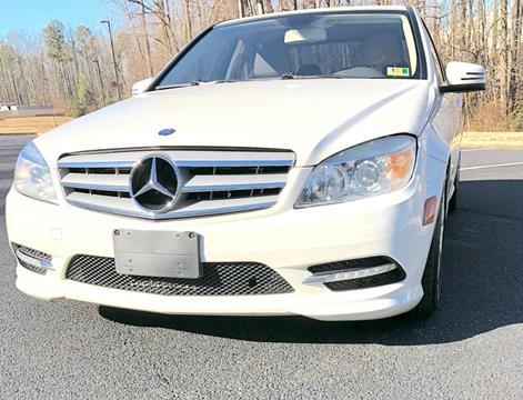 Mercedes benz c class for sale in richmond va for Mercedes benz of richmond va