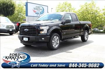 2017 Ford F-150 for sale in Kirkland, WA