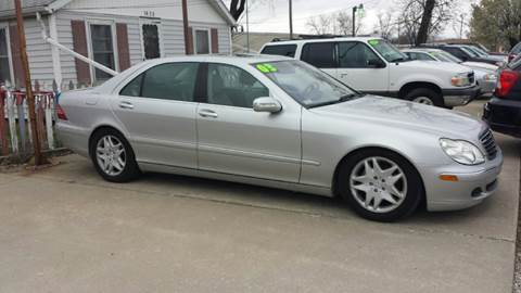 2003 Mercedes-Benz S-Class for sale in Moberly MO