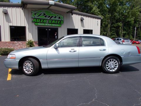 2007 Lincoln Town Car for sale in Florence, MS