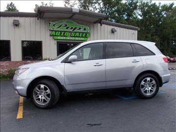 2007 Acura MDX for sale in Florence, MS