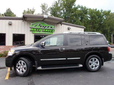 2014 Nissan Armada for sale in Florence MS