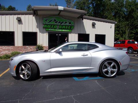 2016 Chevrolet Camaro for sale in Florence, MS