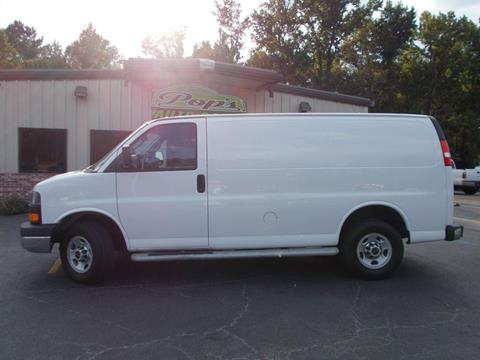 2016 GMC Savana Cargo for sale in Florence, MS