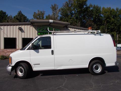 2001 Chevrolet Express Cargo for sale in Florence MS
