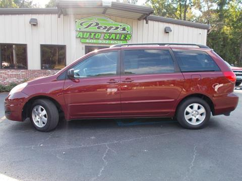 2008 Toyota Sienna for sale in Florence, MS