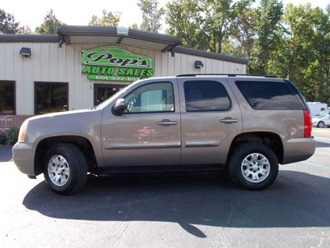 2007 GMC Yukon for sale in Florence, MS