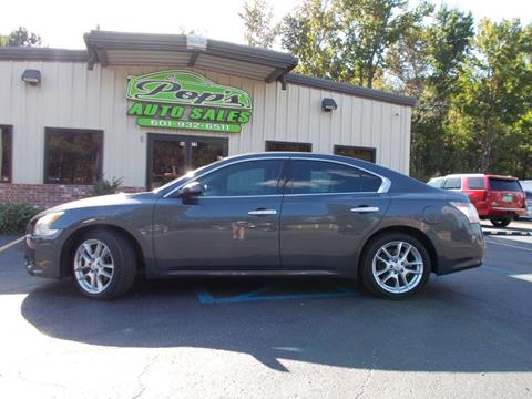2012 Nissan Maxima for sale in Florence, MS