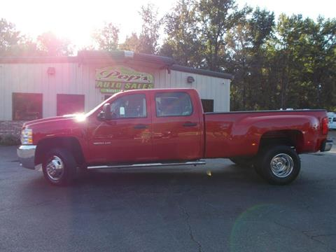 2010 Chevrolet Silverado 3500HD for sale in Florence, MS