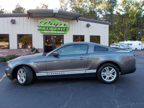 2010 Ford Mustang for sale in Florence, MS