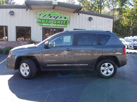 2016 Jeep Compass for sale in Florence, MS