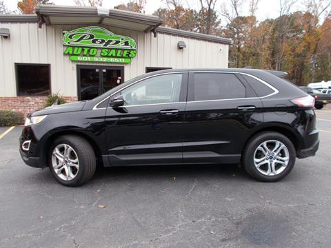 Ford Edge For Sale In Florence Ms