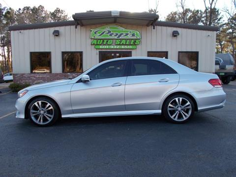 2014 Mercedes-Benz E-Class for sale in Florence, MS