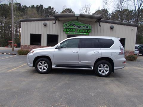 2016 Lexus GX 460 for sale in Florence, MS