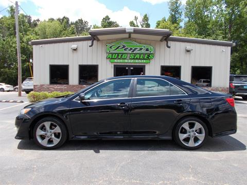 2012 Toyota Camry for sale in Florence, MS