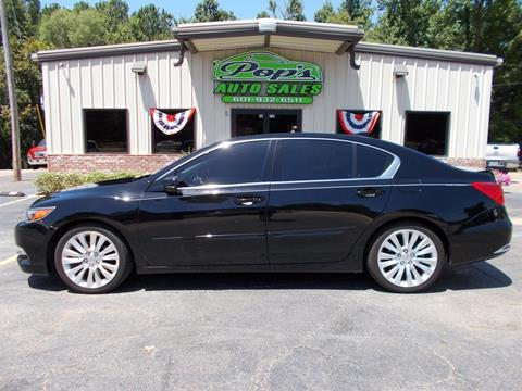 2014 Acura RLX for sale in Florence, MS