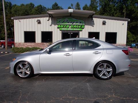 2012 Lexus IS 250 for sale in Florence, MS
