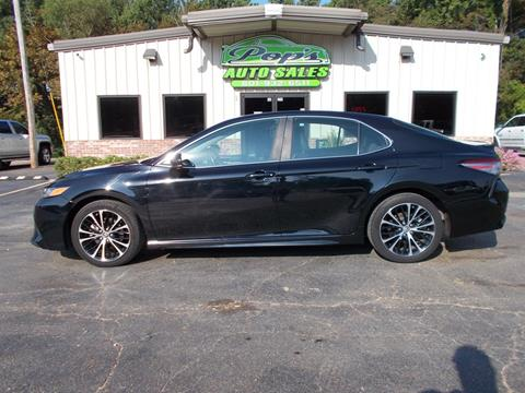 2018 Toyota Camry for sale in Florence, MS
