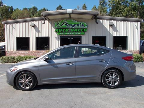 2018 Hyundai Elantra for sale in Florence, MS