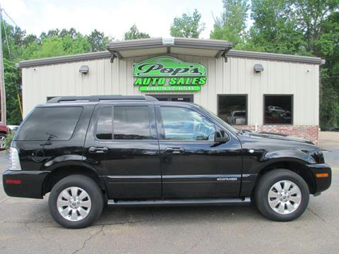 2008 Mercury Mountaineer for sale in Florence MS