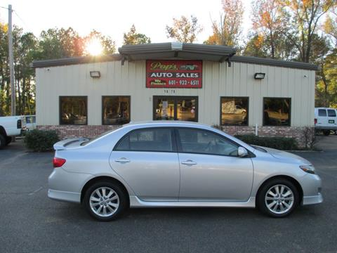 2010 Toyota Corolla for sale in Florence, MS
