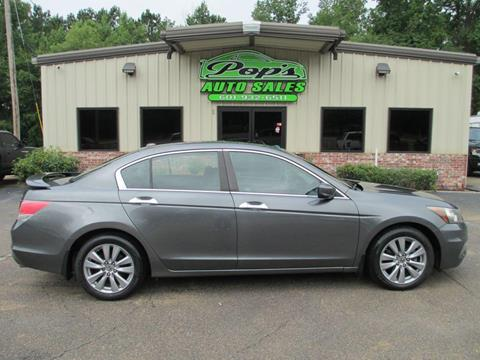 2011 Honda Accord for sale in Florence MS