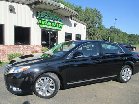 2012 Toyota Avalon for sale in Florence MS
