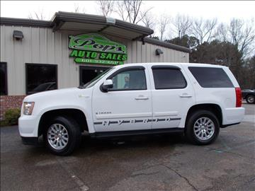 2008 Chevrolet Tahoe for sale in Florence, MS