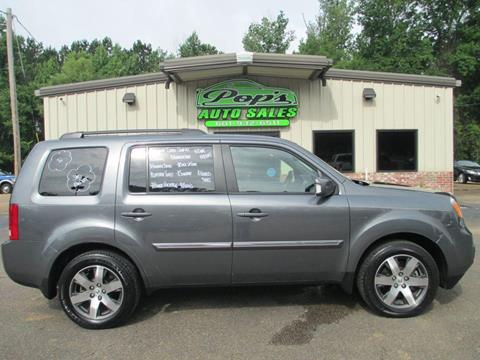 2012 Honda Pilot for sale in Florence MS