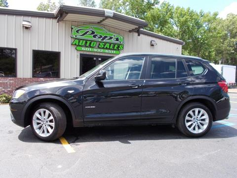2014 BMW X3 for sale in Florence, MS