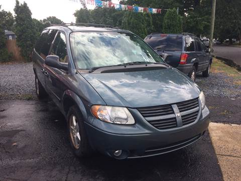 2005 Dodge Grand Caravan for sale at Motion Auto Sales in West Collingswood Heights NJ