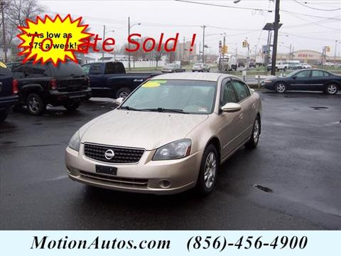 2005 Nissan Altima for sale in West Collingswood, NJ