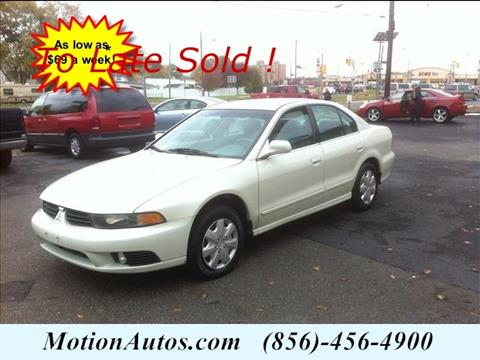 2002 Mitsubishi Galant for sale in West Collingswood NJ