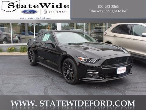 2017 Ford Mustang for sale in Van Wert, OH